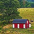 West Virginia Oil by Steve Harrington