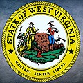 West Virginia State Seal by Movie Poster Prints