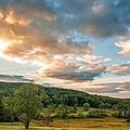 West Virginia Sunset by Steve Harrington