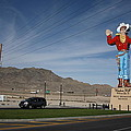 West Wendover Nevada by Frank Romeo