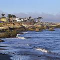 Westcliff Drive - Santa Cruz - California by Brendan Reals
