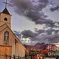 Western Chapel by Cheyenne L  Rouse