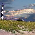 Western Front Cape Lookout by Skip Willits