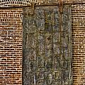 Western Metal Supply Door by Photographic Art by Russel Ray Photos