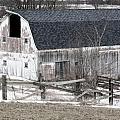 Western New York Farm 1 by Tracy Winter
