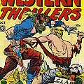 Western Thrillers by Studio Artist