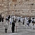 Western Wall Jerusalem by Mark Fuller