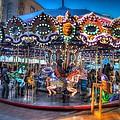 Westlake Carousel by Spencer McDonald