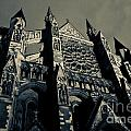 Westminster Abbey by Lana Enderle
