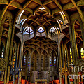 Westminster Abby by Rod Wiens