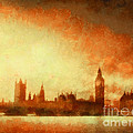Westminster At Dusk by Pixel Chimp