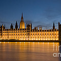 Westminster Twilight II by Clarence Holmes