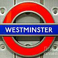 Westminster Underground Logo by Luciano Mortula