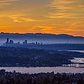 Gateway To Seattle by Ken Stanback