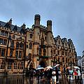 Wet And Miserable London by Deborah Smolinske