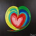 Wet Heart by Mac Worthington