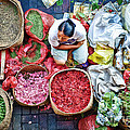 Wet Market In Ubud by Yew Kwang