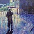 Wet Night by Susan DeLain