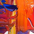 Wet Paint 120 by Jacqueline Athmann
