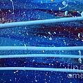 Wet Paint 121 by Jacqueline Athmann