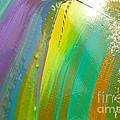 Wet Paint 7 by Jacqueline Athmann