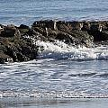 Wet Rocks by Ralph Jones