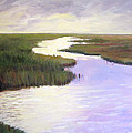 Wetlands Glory by David Rickert