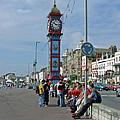 Weymouth Esplanade by Rod Johnson