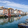 Weymouth Harbour by Susie Peek