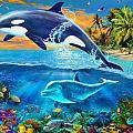Whale by Jan Patrik Krasny