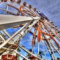 Wharf Wheel by Michael Thomas