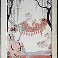 What Do Young Women Dream Of? by Georges Barbier