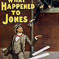 What Happened To Jones by Aged Pixel