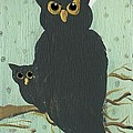 What The Who? Owls  by Sylvia Pimental