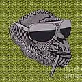 Whatssup Dawg Green by Karen Larter