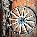 Wheel An Rope by Sheri McLeroy
