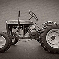 Wheel Horse Vintage by Debra and Dave Vanderlaan
