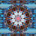 Wheel Kaleidoscope by Mario Carini