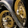 Wheel To Wheel by Joe Geraci