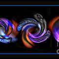 Wheels In Motion by Sue Stefanowicz