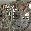 Wheels by Mary Koval