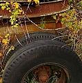 Wheels Of Autumn by Randy Pollard