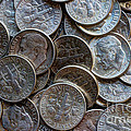 When Dimes Were Made Of Silver by Heidi Smith