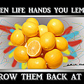 When Life Hands You Lemons by Eric David