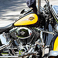 Where Do You Hang A Harley Cap by Ed Gleichman