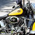Where Do You Hang A Harley Cap by Ed Gleichman