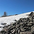 Where Snow Meets Rock by Mark Eisenbeil