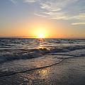 Where The Sun Sets by Melanie Moraga
