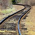 Where The Tracks Bend by Bonnie Bruno