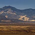 Whetstone Mountains At Sunset by DesertAura Photography